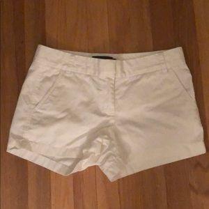 J. Crew Shorts - J Crew chino shorts size 4